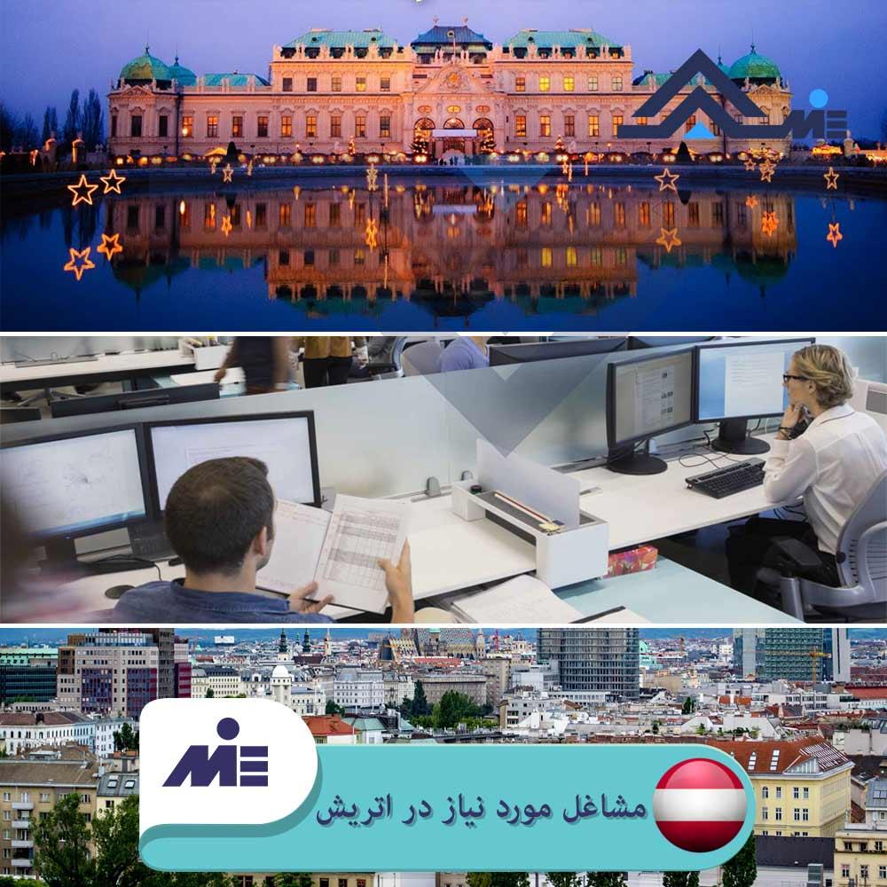 ✅ لیست مشاغل مورد نیاز اتریش ✅ شرایط اخذ تابعیت از طریق کار در این مقاله توسط کارشناسان مؤسسه حقوقی ملک پور(MIE اتریش) به صورت علمی مورد بررسی قرار گرفت.