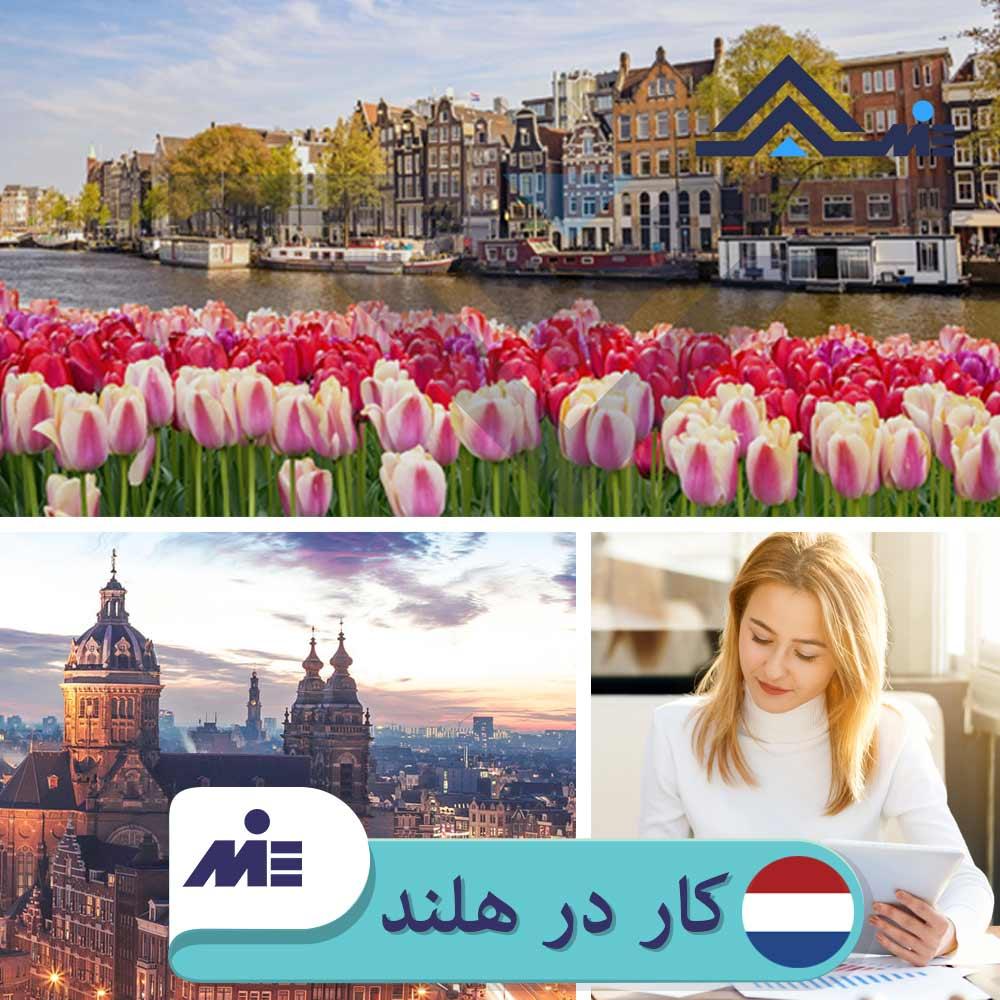 ✅ کار در هلند ✅ چگونگی طی مراحل اخذ ویزای کاری هلند توسط کارشناسان موسسه حقوقی ملک پور (MIE اتریش) در این مقاله مورد بررسی و تحلیل علمی قرار خواهد گرفت.