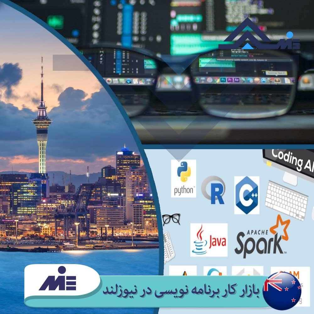 ✅ بازار کار برنامه نویسی در نیوزلند✅ درآمد برنامه نویسی در نیوزلند ✅بهترین زبان برنامه نویسی در نیوزلند