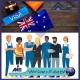 ✅انواع ویزای کار و مهارت استرالیا ✅ چگونگی اخذ ویزای کار استرالیا✅ قوانین مربوط به ویزای مهارتی استرالیا توسط کارشناسان موسسه حقوقی ملک پور(MIE اتریش) در این نوشتار بررسی شده است.